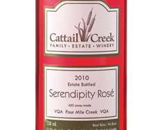 CATTAIL CREEK SERENDIPITY ROSÉ