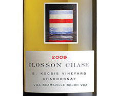CLOSSON CHASE S. KOCSIS VINEYARD CHARDONNAY 2010