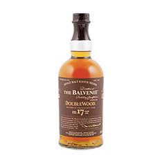 THE BALVENIE DOUBLEWOOD 17 YEARS OLD SINGLE MALT