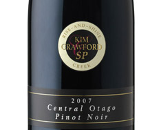 KIM CRAWFORD SMALL PARCELS RISE & SHINE PINOT NOIR 2013