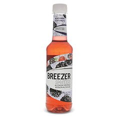 BREEZER BLACK BERRY SPRITZER