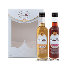 CRIOLLO CHOCOLATE LIQUOR GIFT PACK**