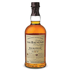 THE BALVENIE 12 YEARS OLD DOUBLEWOOD SCOTCH WHISKY