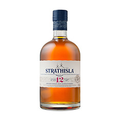 STRATHISLA 12 YEAR OLD PURE HIGHLAND MALT SCOTCH WHISKY