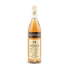 BEN NEVIS THE MALTMAN 18-YEAR-OLD SINGLE MALT SCOTCH
