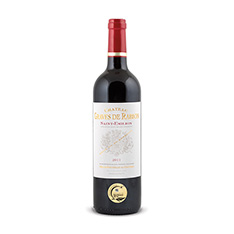 CHATEAU GRAVES DE RABION SAINT EMILION, AOC RED