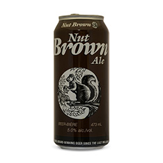 BLACK OAK NUT BROWN ALE