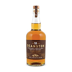 DEANSTON BOURBON FINISH 18YO SCOTCH MALT