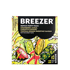 BREEZER PARTY PACK