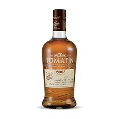 TOMATIN OLOROSO SHERRY BUTT, HIGHLAND SINGLE MALT