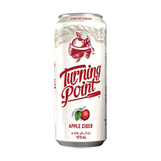 TURNING POINT APPLE CIDER