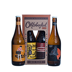 BEAU'S OKTOBERFEST MIXED PACK