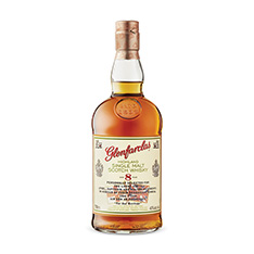 GLENFARCLAS LORNE SCOTS COMMEMORATIVE 8-YEAR-OLD SINGLE MALT SCOTCH WHISKY