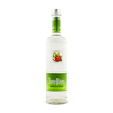 THREE OLIVES APPLES & PEARS VODKA