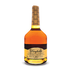 DANFIELD'S LIMITED EDITION 21 YEARS OLD WHISKY