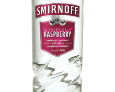 SMIRNOFF RASPBERRY TWIST VODKA