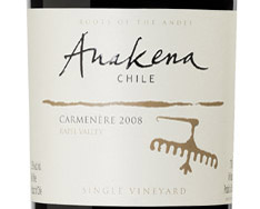 ANAKENA SINGLE VINEYARD CARMENÈRE 2010
