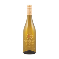 PENINSULA RIDGE BEAL VINEYARDS INOX RESERVE CHARDONNAY 2013