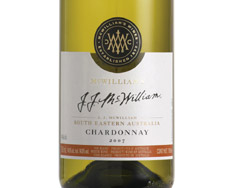 JJ MCWILLIAM CHARDONNAY