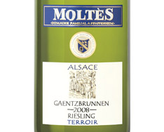 08 RIESLING GAENTZBRUNNEN (MOLTES)