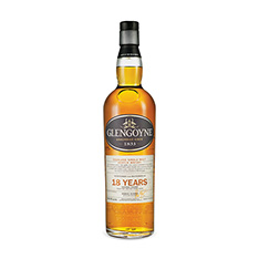 GLENGOYNE 18 YEAR OLD HIGHLAND SINGLE MALT SCOTCH