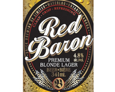 RED BARON BLONDE LAGER